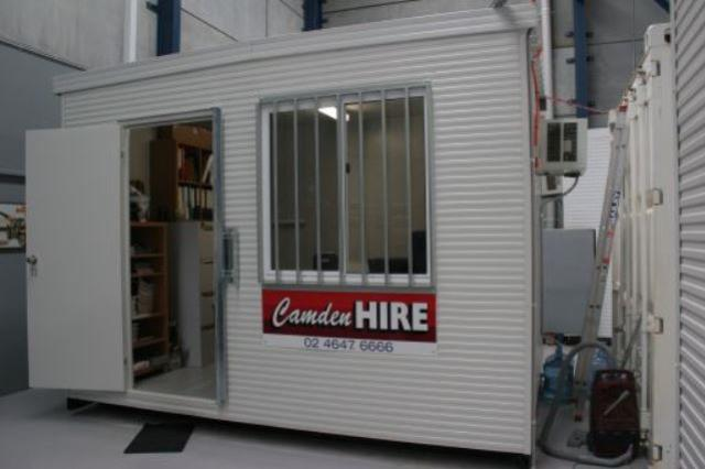 Where to find 3.6M x 2.4M SITE OFFICE C W AIR in Sydney