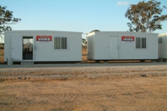 Rental store for 4.8M x 2.4M SITE OFFICE C W AIR in Sydney NSW