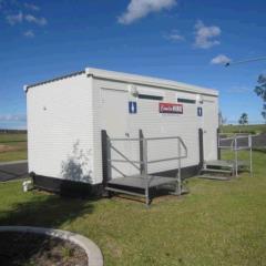 Rental store for 6M X 3M M F TOILET BLOCK in Sydney NSW
