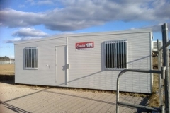 Rental store for 9.6M x 3M SITE OFFICE C W DUAL AIR in Sydney NSW