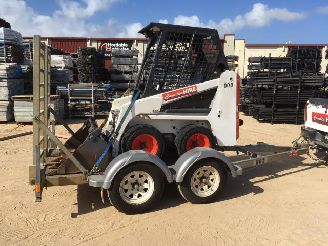 Where to find BOBCAT TRAILER in Sydney