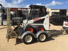 Rental store for BOBCAT TRAILER in Sydney NSW