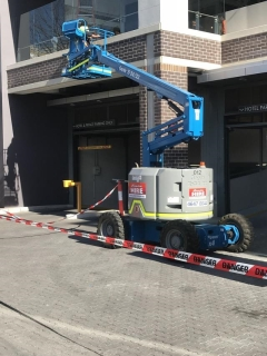 Rental store for 12M DIESEL KNUCKLE BOOMLIFT  34FT in Sydney NSW