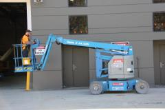 Rental store for 12M ELECTRIC KNUCKLE BOOMLIFT  34FT in Sydney NSW