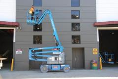 Rental store for 14M ELECTRIC KNUCKLE BOOMLIFT  40FT NARROW in Sydney NSW