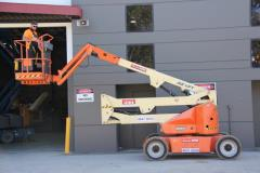 Rental store for 15M ELECTRIC KNUCKLE BOOMLIFT  45FT in Sydney NSW