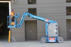 Rental store for 11M ELECTIC KNUCKLE BOOMLIFT  30FT NARROW in Sydney NSW