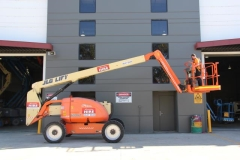 Rental store for 20M DIESEL KNUCKLE BOOMLIFT  60FT in Sydney NSW