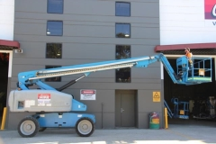 Rental store for 22M DIESEL STRAIGHT STICK BOOMLIFT  65FT in Sydney NSW