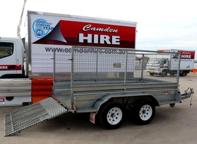 Where to find 3M x 1.5M  1O  X 5   BOX TRAILER in Sydney