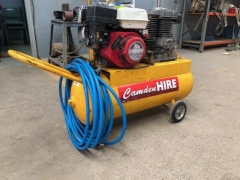Rental store for 10CFM PETROL AIR COMPRESOR in Sydney NSW