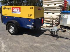 Rental store for 275CFM AIR COMPRESSOR in Sydney NSW