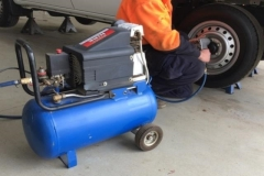 Rental store for 8CFM ELECTRIC AIR COMPRESSOR in Sydney NSW