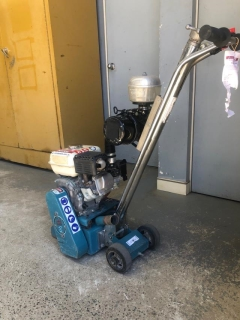 Rental store for CONC FLOOR SCARIFIER in Sydney NSW