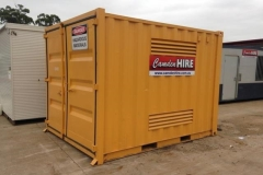 Rental store for DANGEROUS GOODS CONTAINER in Sydney NSW