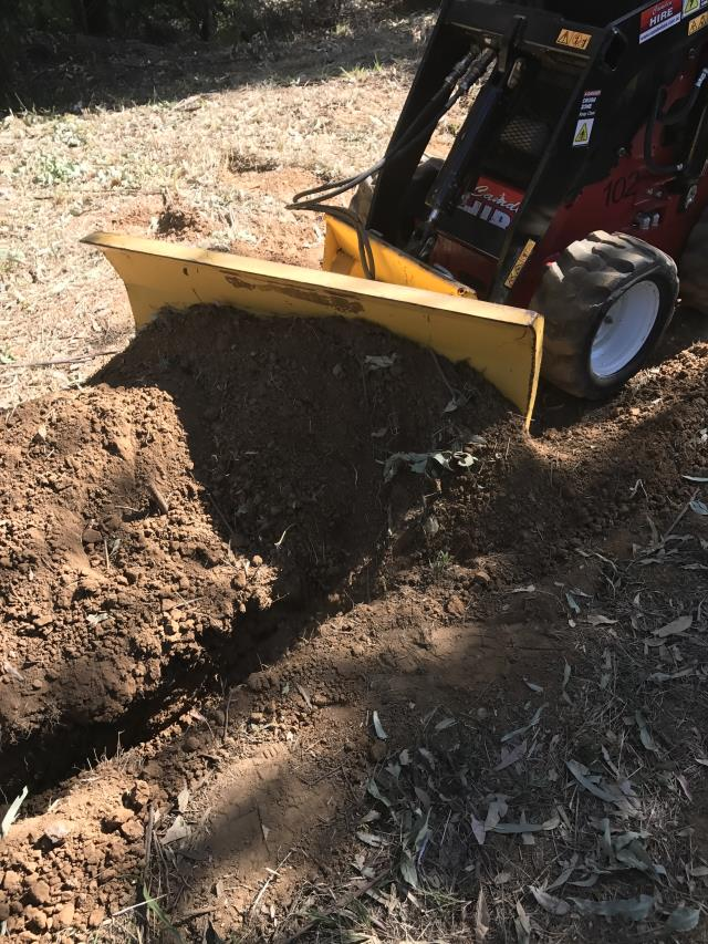 Where to find DINGO BACKFILL BLADE in Sydney