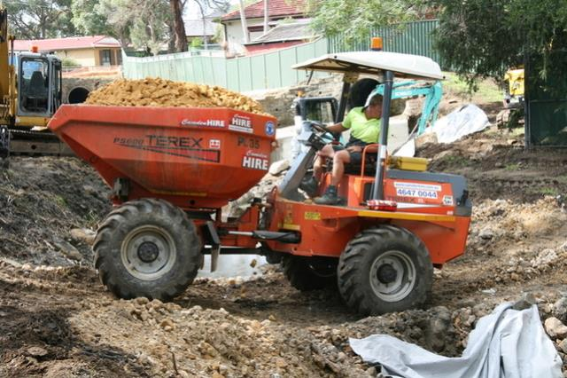 Where to find 6T SITE DUMPER in Sydney