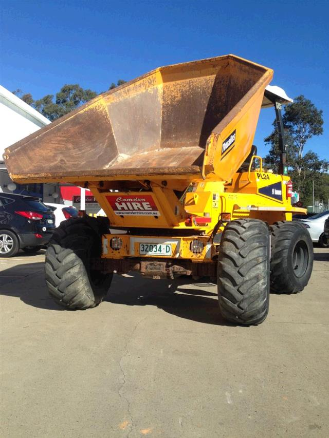 Where to find 9T SITE DUMPER in Sydney