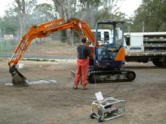 Rental store for ELECTRIC PRESSURE CLEANER 1500PSI in Sydney NSW