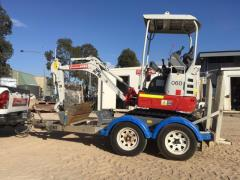 Rental store for EXCAVATOR TRAILER in Sydney NSW