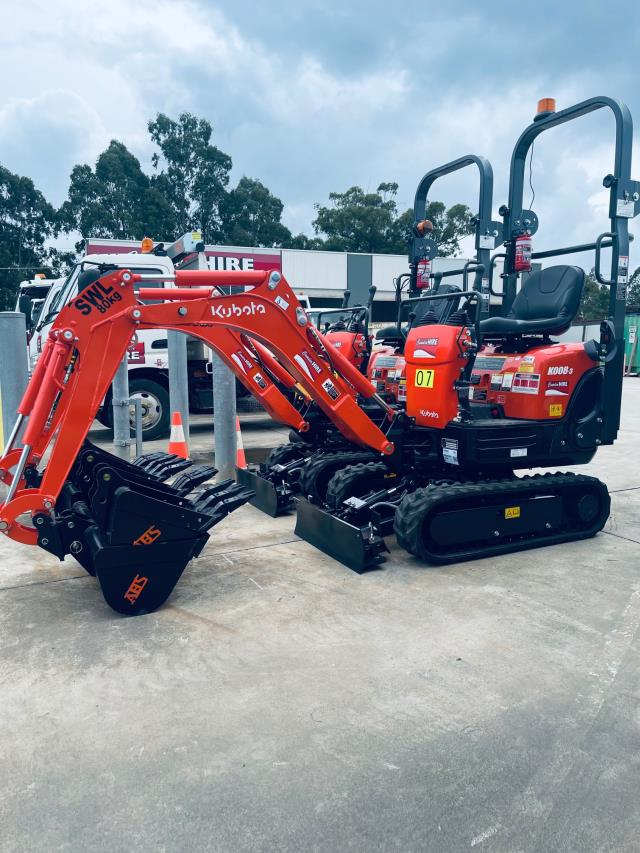 Where to find 1T MINI EXCAVATOR in Sydney