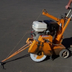 Rental store for CONCRETE FLOOR SAW in Sydney NSW