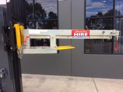 Rental store for FORK LIFT JIB in Sydney NSW