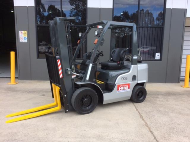 Where to find 2.5T FORKLIFT in Sydney