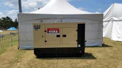 Rental store for 60KVA SILENCED GENERATOR in Sydney NSW