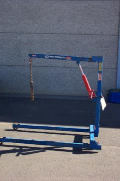 Rental store for ENGINE HOIST  6 PIECES in Sydney NSW