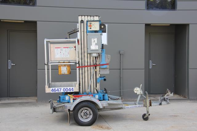 Where to find MANLIFT TRAILER in Sydney