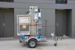 Rental store for MANLIFT TRAILER in Sydney NSW