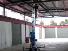Rental store for 9M PUSH AROUND MANLIFT  AWP-30 in Sydney NSW