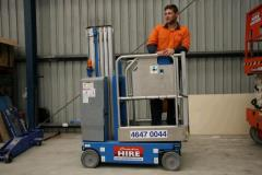 Rental store for 6M SELF PROPELLED MANLIFT  GR20 in Sydney NSW