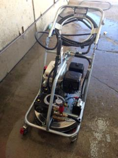 Rental store for PETROL DUAL PRESSURE CLEANER  4000PSI in Sydney NSW