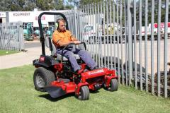 Rental store for RIDE ON MOWER  52 in Sydney NSW