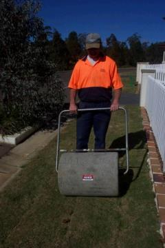 Rental store for LAWN ROLLER in Sydney NSW