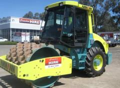 Rental store for 7T PADFOOT ROLLER in Sydney NSW