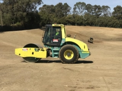 Rental store for 11-12T SMOOTHDRUM ROLLER in Sydney NSW