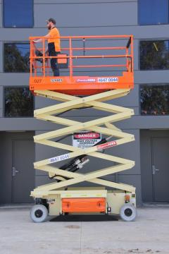 Rental store for 10M ELECTRIC SCISSOR LIFT  32FT in Sydney NSW