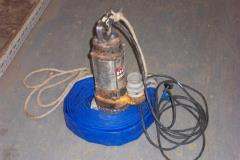 Rental store for 2  ELECTRIC SUBMERSIBLE PUMP in Sydney NSW
