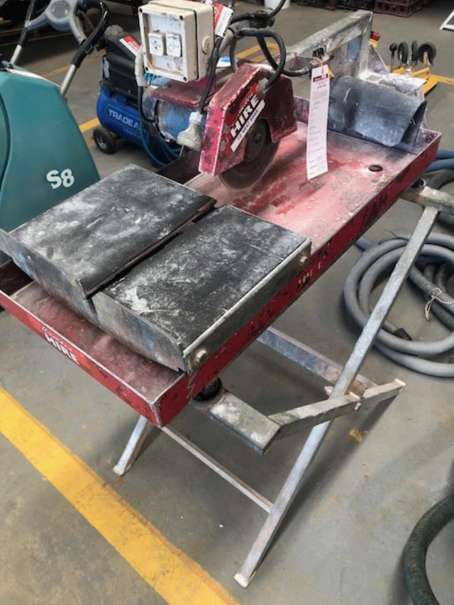 Where to find BENCH TILE SAW WET in Sydney