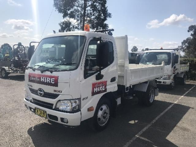 Where to find 2T TIPPER c w Load Cover in Sydney