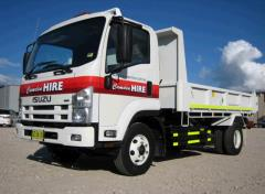 Rental store for 5T TIPPER in Sydney NSW