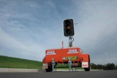 Rental store for PORTABLE TRAFFIC LIGHTS in Sydney NSW