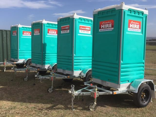 Where to find TOILET TRAILER in Sydney