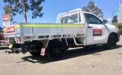 Rental store for TOYOTA UTE in Sydney NSW