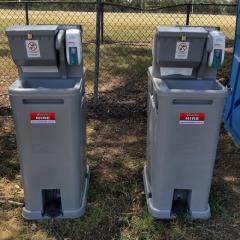 Rental store for PORTABLE WASH STATION in Sydney NSW
