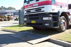 Rental store for STEEL PLATES 2.4M X 3.0M  8  x 10 in Sydney NSW