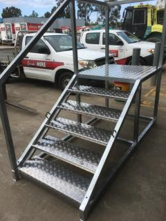 Rental store for ABLUTION STEPS in Sydney NSW